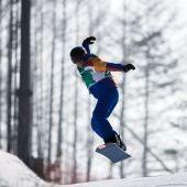 Astrid Fina, medallista paralímpicos en los Juegos de Invierno
