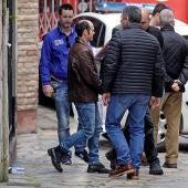 La Guardia Civil registra la vivienda de Javier Ledo