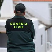 Imagen de un agente de la Guardia Civil