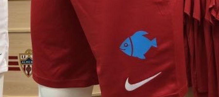 Un pez como homenaje a Gabriel del Almería