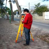 Almassora emprende las mediciones para la elaboración del proyecto de transformación de Santa Quitèria.