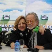 Carmen Machi y Fernando Colomo