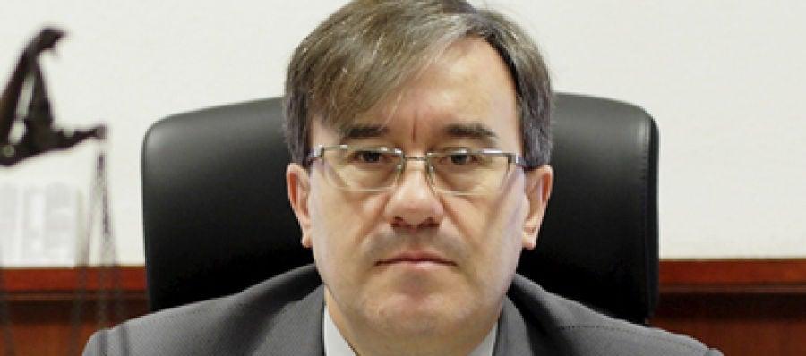 El juez Ángel Dolado