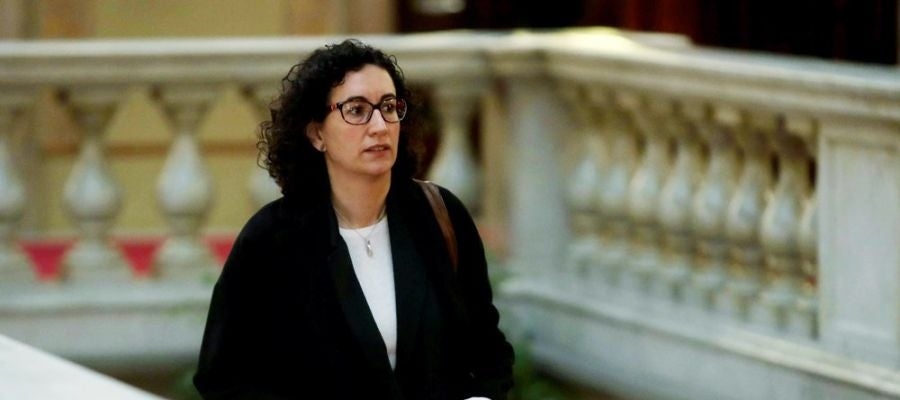 Marta Rovira en una imagen de archivo