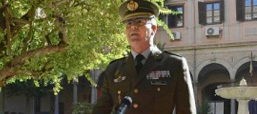 el general Melero