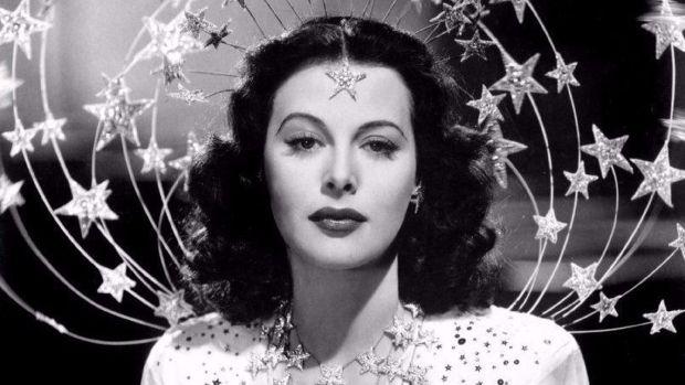Hedy Lamarr: actriz, inventora y precursora del wifi
