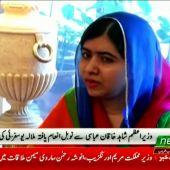 Malala regresa a Pakistán casi seis años después del ataque talibán que sufrió por defender la educación de las niñas