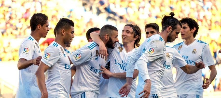 En directo: Málaga  Real Madrid