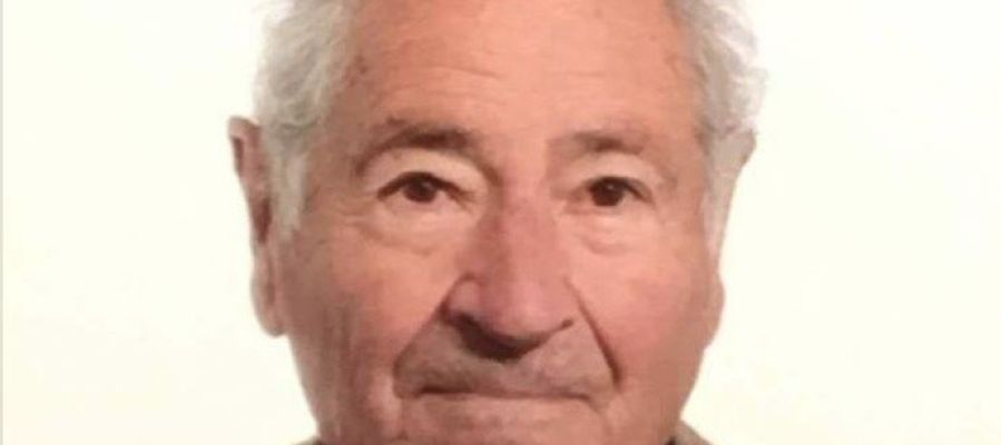 José Cano Ruiz, desaparecido el pasado jueves