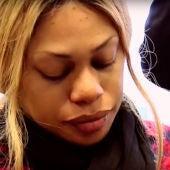 CeCe, la mujer transexual que fue agredida