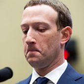 El fundador y presidente ejecutivo de Facebook, Mark Zuckerberg, en una imagen de 2018.