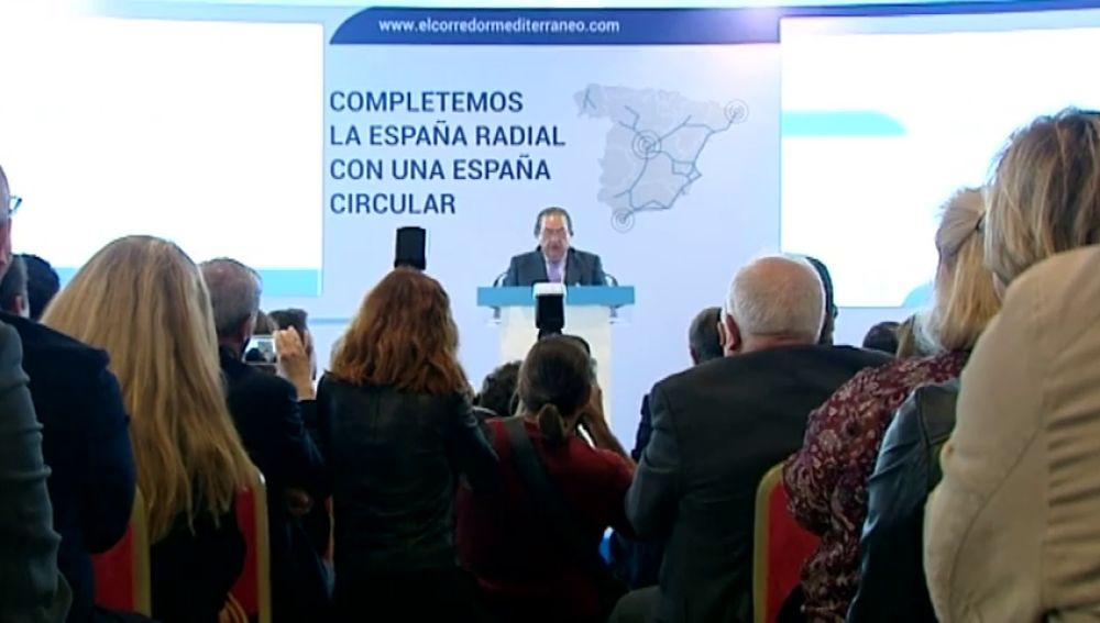 Reunión para impulsar el corredor Mediterráneo