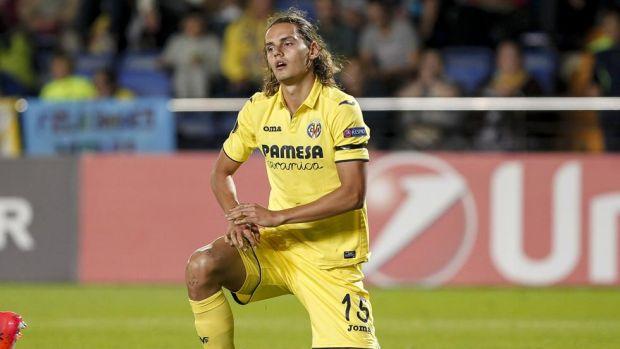 El delantero del Villarreal, Enes Ünal