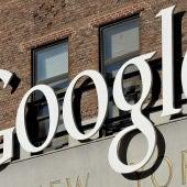 Vista del logotipo de Google.