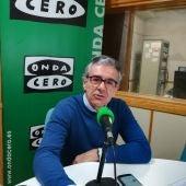 JAVIER GARCÍA, PLATAFORMA ALVIA SANTIAGO