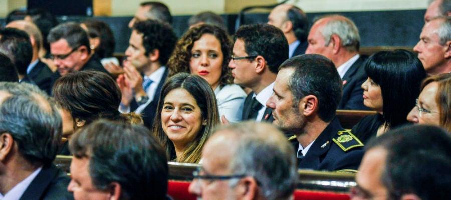 Público en el acto de entrega de la décima edición de los premios 'Ponle Freno' de Atresmedia