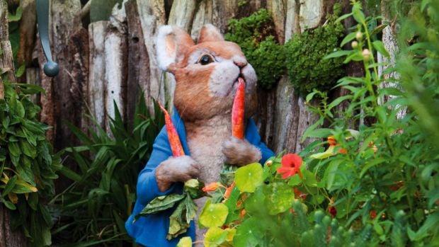 Mujeres con historia: Beatrix Potter, creadora de Peter Rabbit