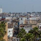 Una imagen de Rabat (Marruecos)