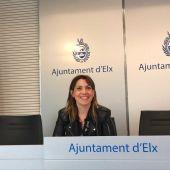 Teresa Maciá, concejala de Bienestar Social del Ayuntamiento de Elche