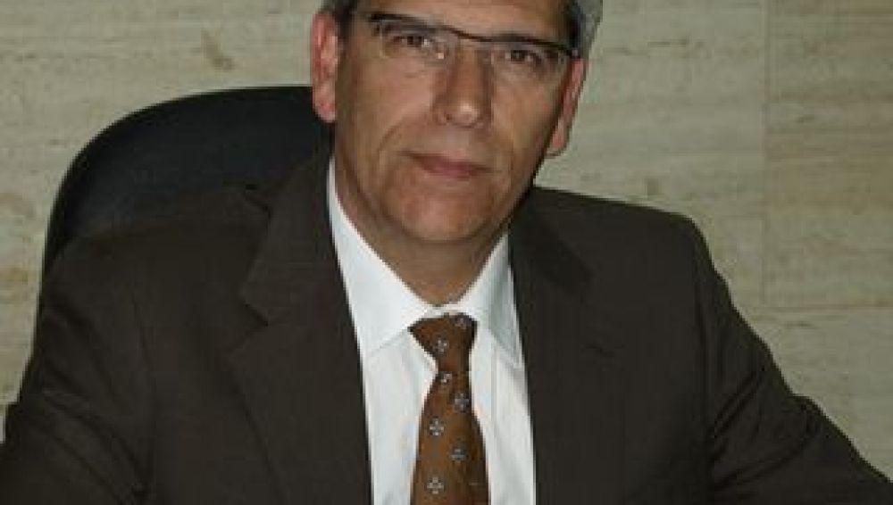 Juan Jesús Blanco, alcalde de Guardo.