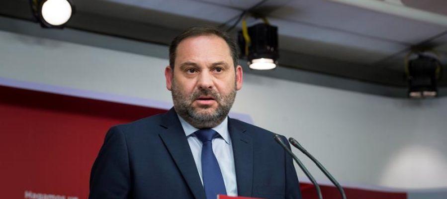 José Luis Ábalos, del PSOE