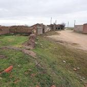 Pueblo abandonado de Villar de Matacabras (Ávila)
