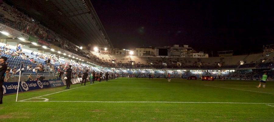 Heliodoro Rodríguez, estadio del Tenerife