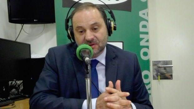 """José Luis Ábalos: """"Cifuentes es la que ha conectado su vídeo con el PP"""""""