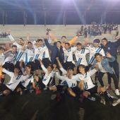 Ascenso a División de Honor Juvenil del Valvanera CF