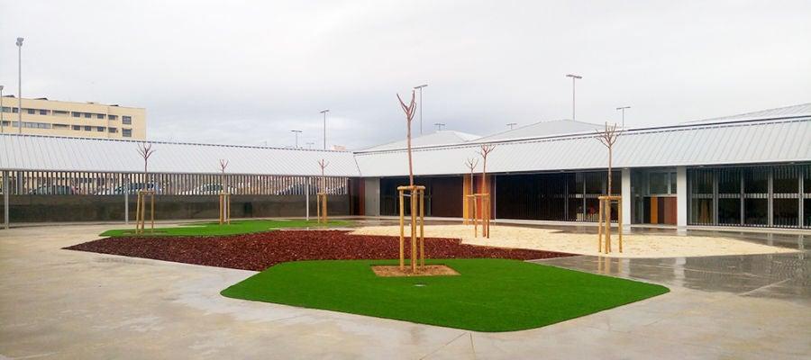 Nuevo colegio de Arcosur en Zaragoza