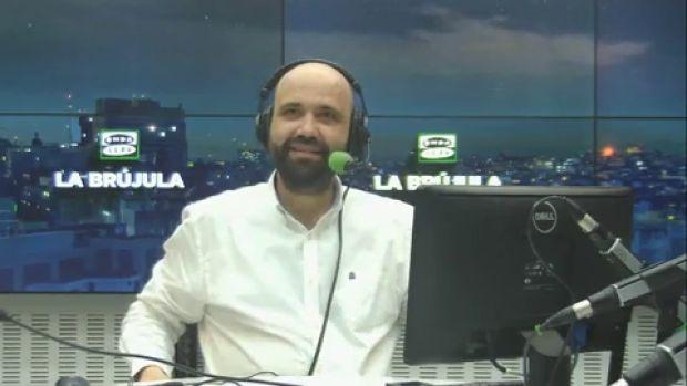 """La entrada de David del Cura: """"El voto particular de la sentencia de La Manada es vomitivo"""""""