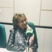 Eva Alcón, rectora de la Universitat Jaume I.