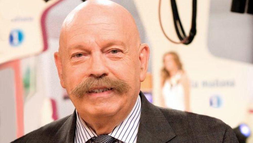 El presentador de televisión y locutor de radio José María Íñigo.