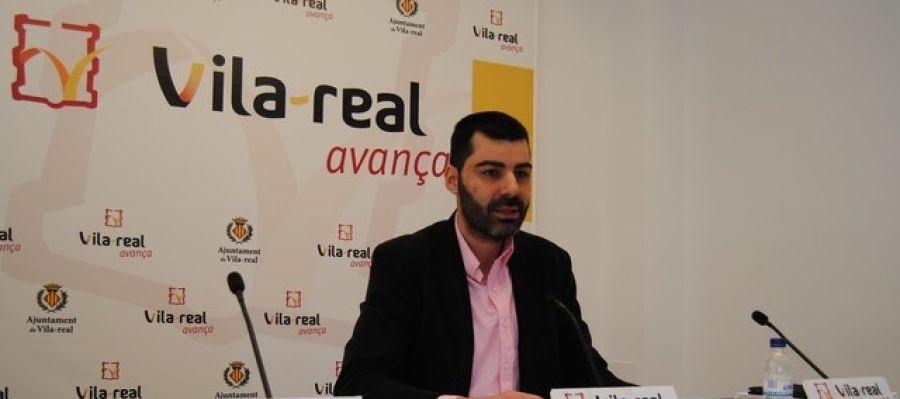 El regidor de Serveis Socials Àlvaro Escorihuela ha fet balanç de l´atenció a domicili.