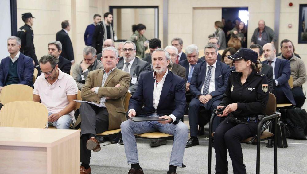 El TS confirma condenas a Correa, Crespo y El Bigotes por la Gürtel valenciana