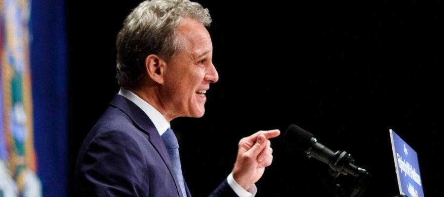 El fiscal general del estado de Nueva York, Eric Schneiderman