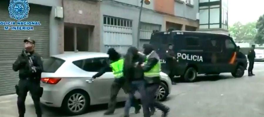 Detenidos cinco yihadistas en España y Marruecos por impulsar la estrategia de atentados de Daesh
