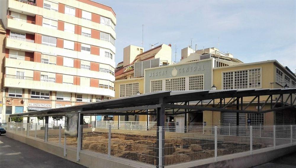 Mercado Central de Elche