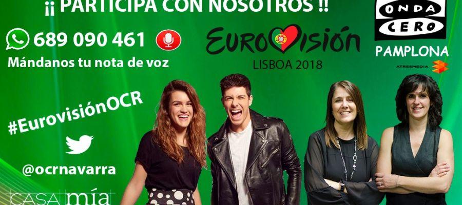 Eurovisión 2018 Pamplona