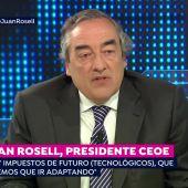 Un café con Susanna: Juan Rosell (09-05-18)