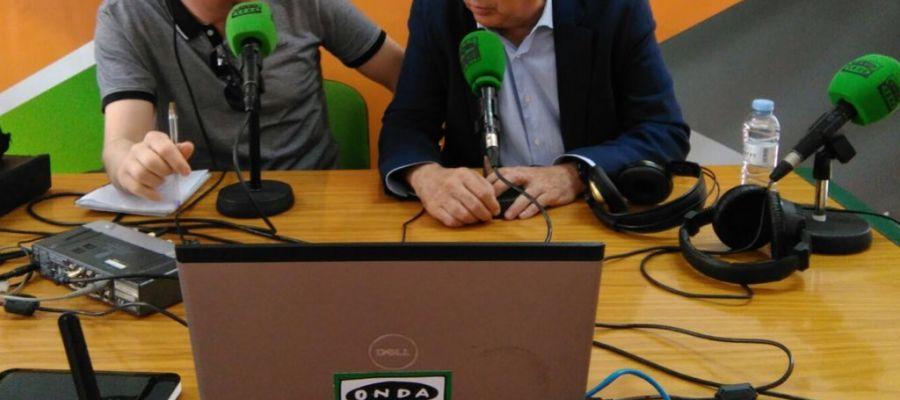 Fernando Roig, entrevistado en Onda Cero