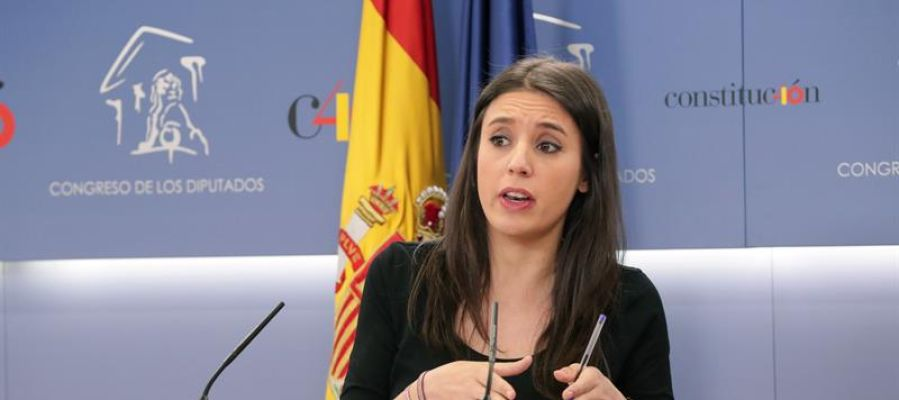 Irene Montero