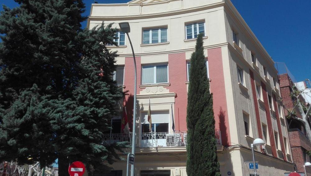 Sede del Colegio de Médicos de Ciudad Real