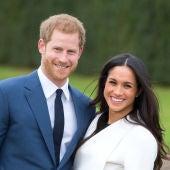 Boda real: Meghan Markle y príncipe Harry