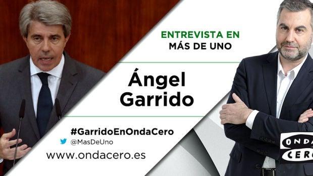 Ángel Garrido en Más de Uno
