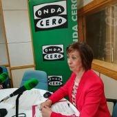 Pilar Sanz, Subdelegada del Gobierno