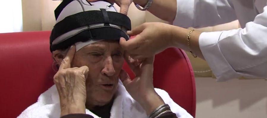 Un casco frío que permite conservar el cabello durante la quimioterapia