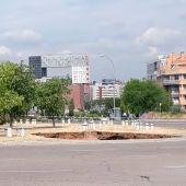 Avería del Canal de Isabel II en Madrid
