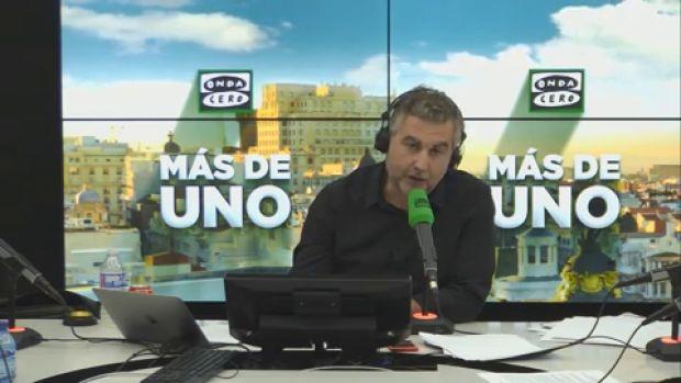 """Monólogo de Alsina: """"La única razón de la consulta de Podemos es taparle la boca a Kichi, que ha criticado lo del chalé"""""""