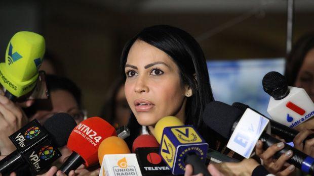 """Delsa Solorzano: """"El voto en Venezuela no ha sido secreto"""""""